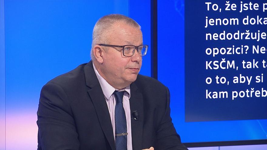 Video 90' ČT24 - Hledá se nový šéf GIBS