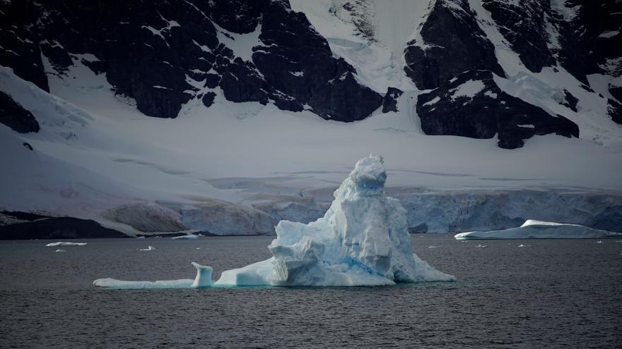 Video Jihokorejští vědci zkoumají na Antarktidě klimatické změny