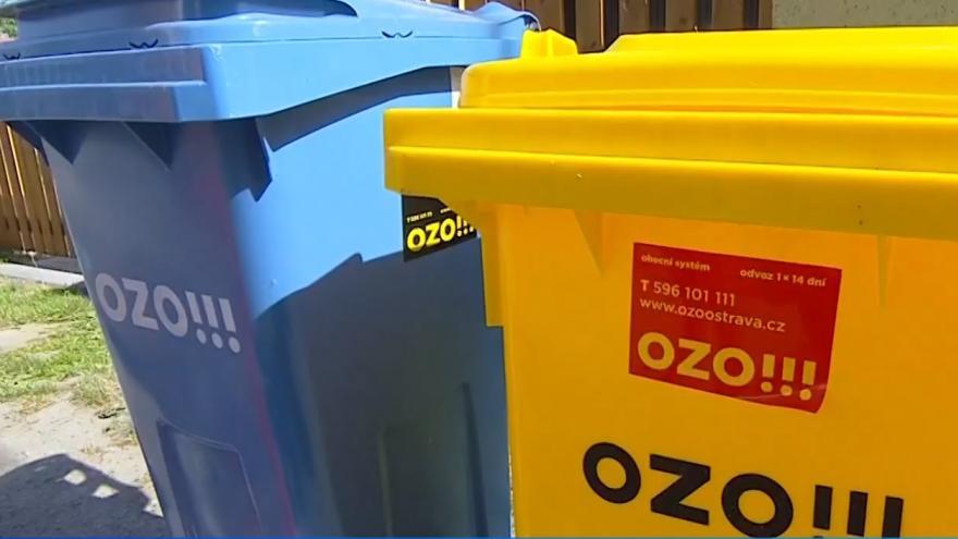 Video Lepší třídění odpadů