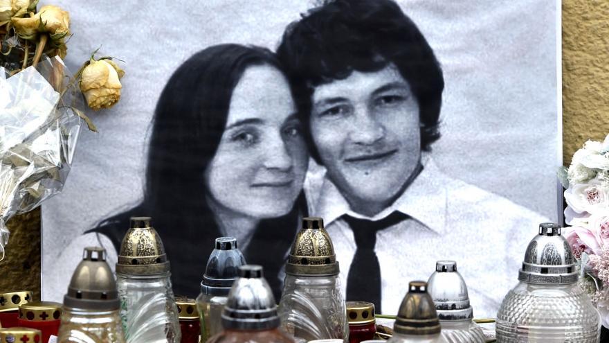 Video Horizont ČT24: Neumím si představit, že by se případ nevyšetřil, říká bývalý Kuciakův šéf