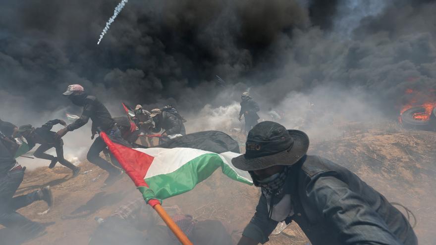 Video Události ČT: Palestina požádala haagský trestní soud, aby vyšetřil jednání Izraele