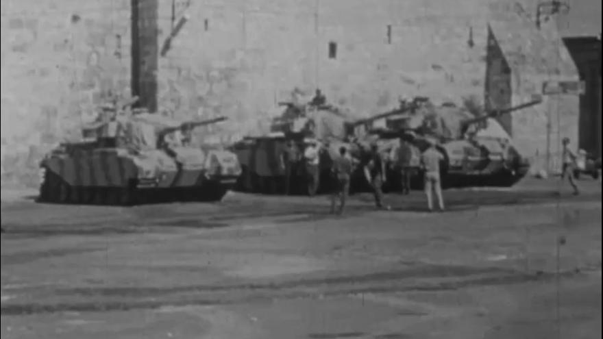 "Video Dokument ""Izrael a Arabové"" z roku 1968"