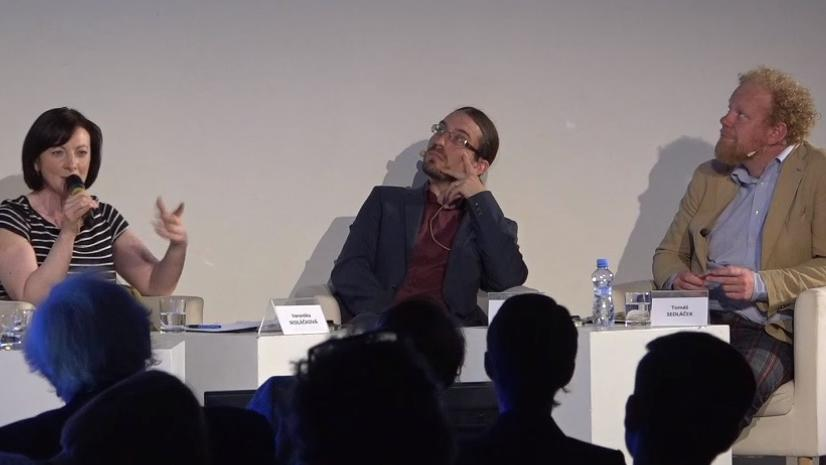 Video Evropské dialogy Václava Havla - Česko na evropské křižovatce