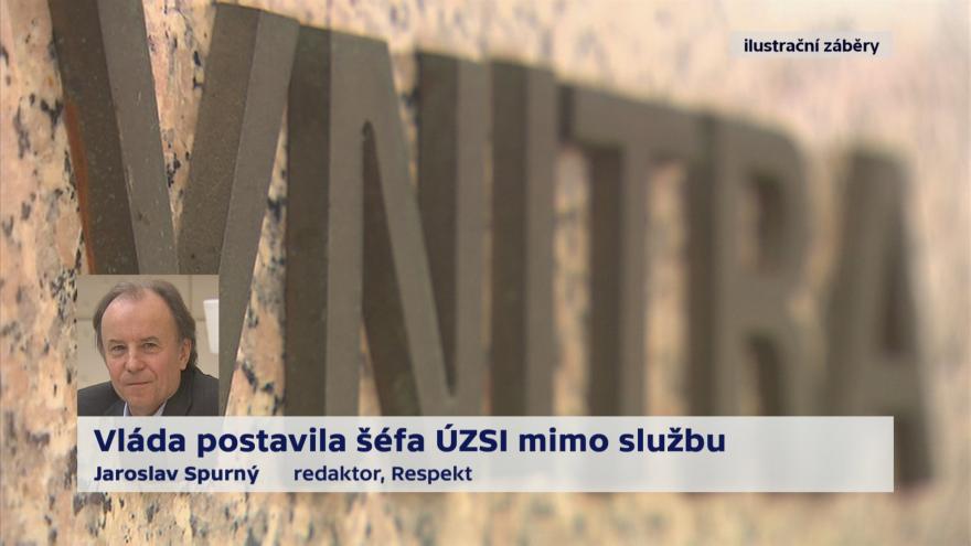 Video 90' ČT24 - Ochrana osobních údajů podle nových unijních pravidel