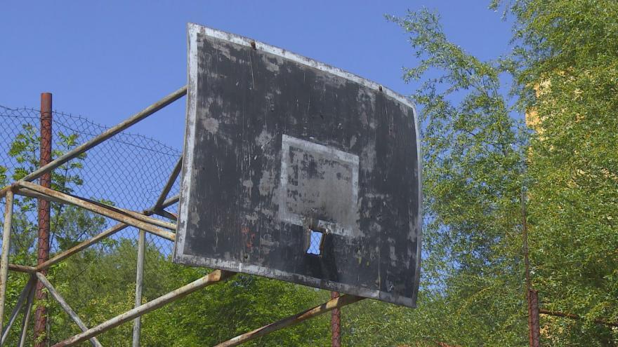 Video Neudržovaná hřiště a sportoviště jsou na mnoha místech v Jihlavě