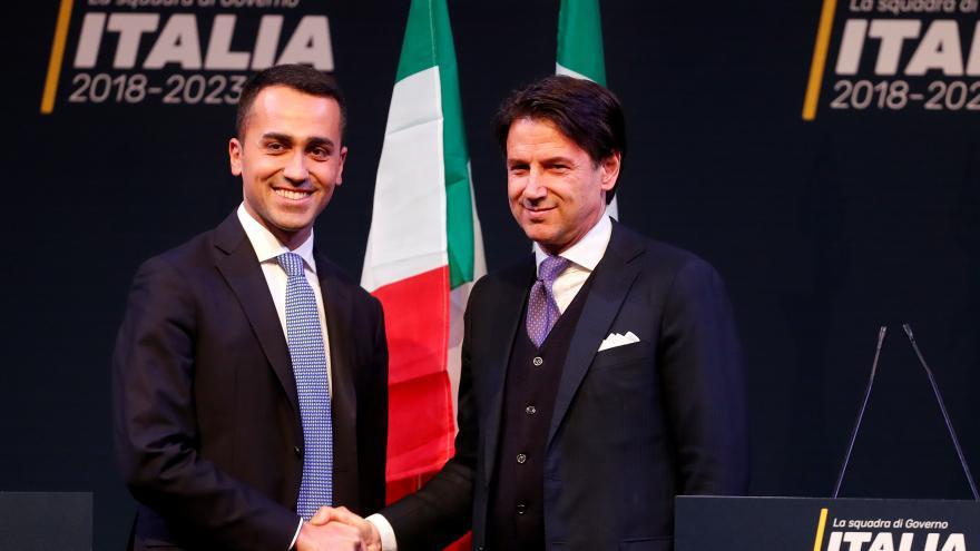 Video Události: Nová italská vláda