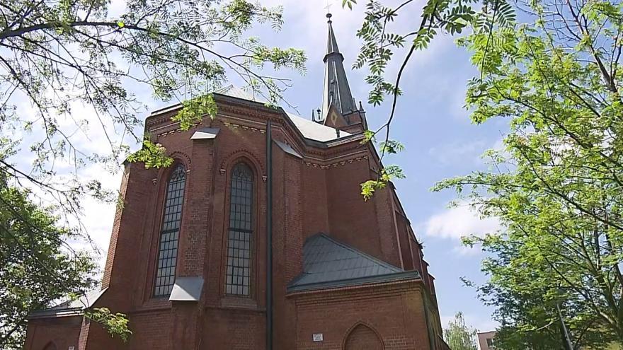 Video Oprava kostela ve Frýdku-Místku