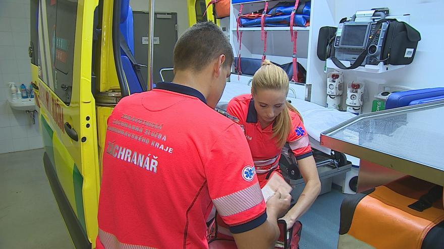 Video Události: Jihomoravští záchranáři spolupracují s rakouskými kolegy