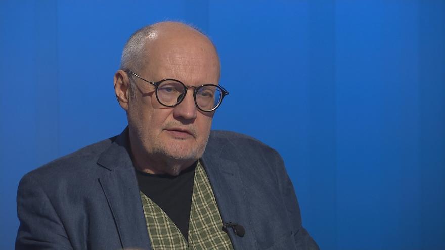 Video Interview ČT24: Itálie může eurozónu opustit, není to populismus