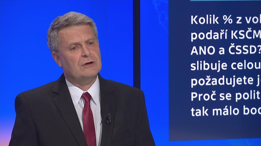 Video 90' ČT24 - Výsledky referenda ČSSD o vstupu do vlády