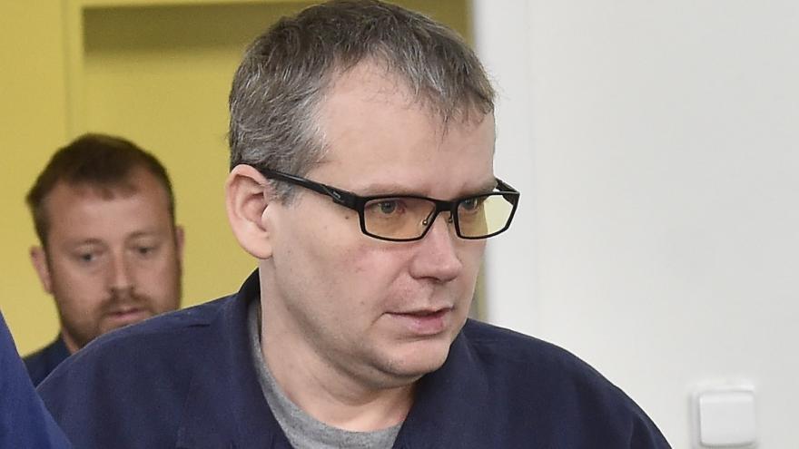 Video Tomáš Březina stanul před Nejvyšším soudem