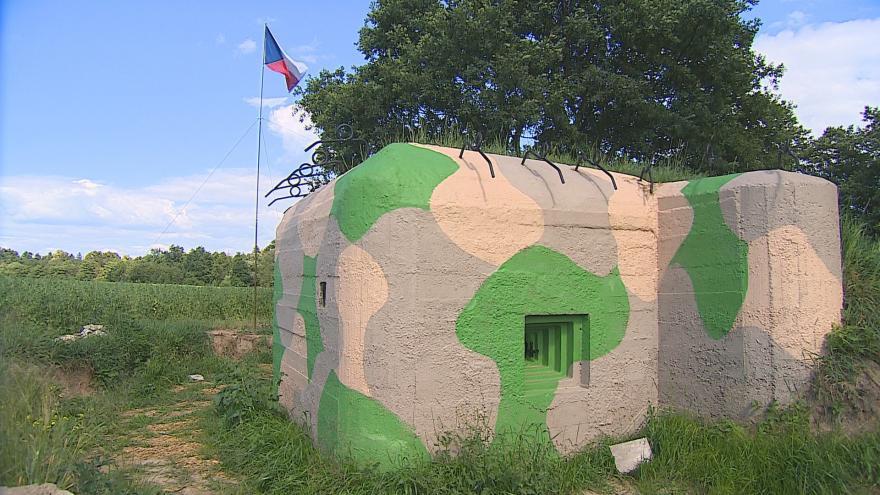 Video Největší zájem o řopíky mají na jižní Moravě