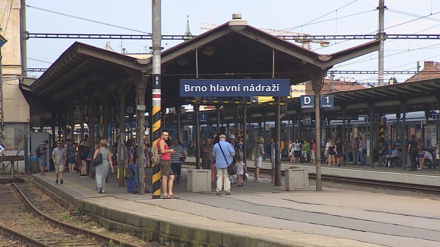 Video Název brněnského nádraží vyberou lidé v anketě