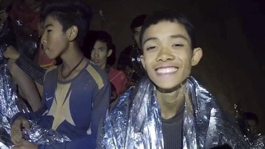 Video 90' ČT24 - Dokument ČT o záchraně malých thajských fotbalistů