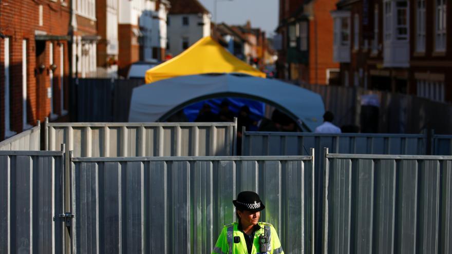 Video Události: Británie řeší další otravu novičokem