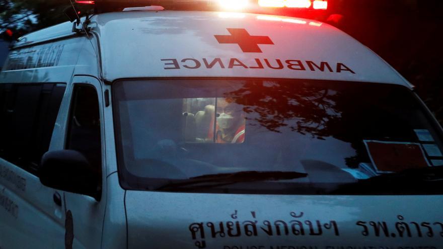 Video Zpravodaj ČRo David Jakš k záchraně chlapců přímo z Thajska