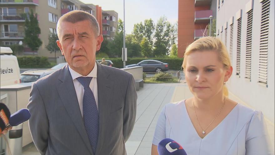 Video 90' ČT24 - Ministryně spravedlnosti Malá odstoupí z funkce