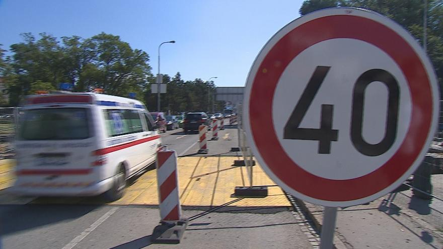 Video Dopravu v Brně ztěžují letní opravy