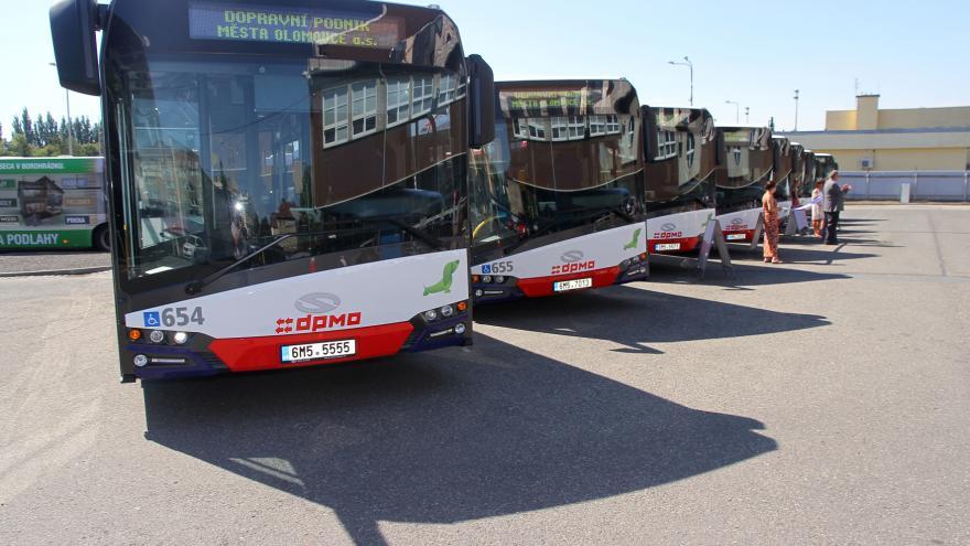 Video Nákup nových autobusů