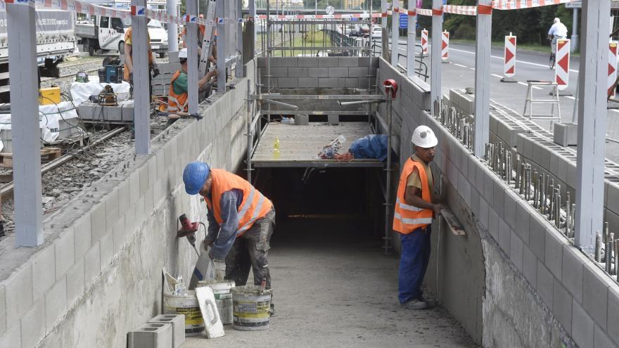 Video Opravy v Brněnské ulici