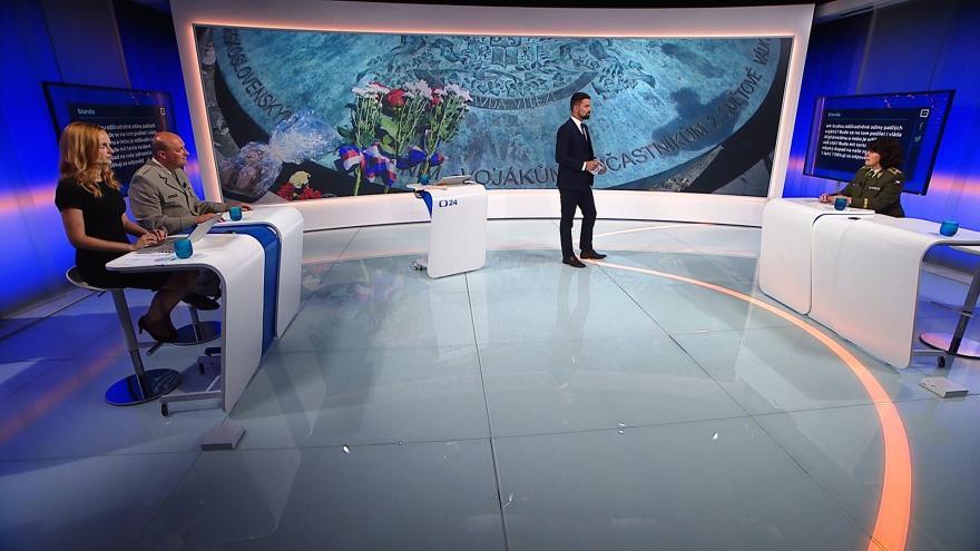 Video 90' ČT24 - Smrt českých vojáků v Afghánistánu