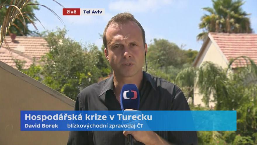 Video Hospodářská krize v Turecku