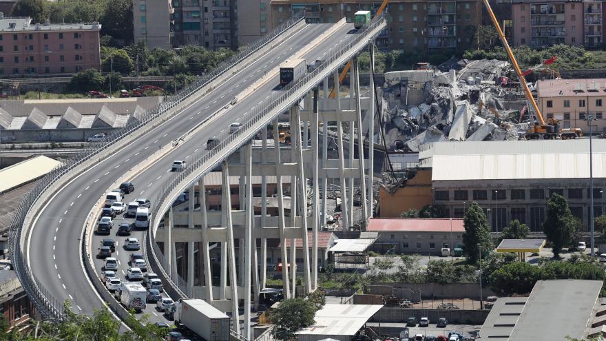 Video Expert: Zbytky Morandiho mostu v Janově musí k zemi, využít se nedají