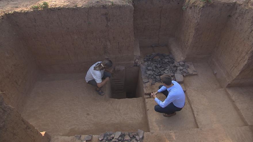 Video Dolní Věstonice mají konkurenci: archeologické nálezy v Lubné