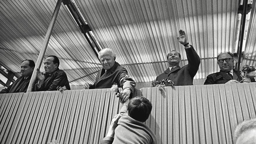 Video Československá historie na snímcích prezidentů