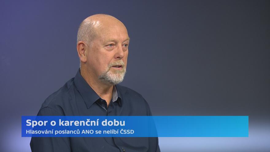 Video Politolog Milan Znoj: Sociálních sporů se v koalici bude klubat víc