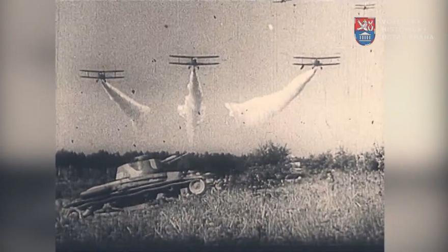 Video Mobilizace 1938 - dokument Vojenského historického ústavu