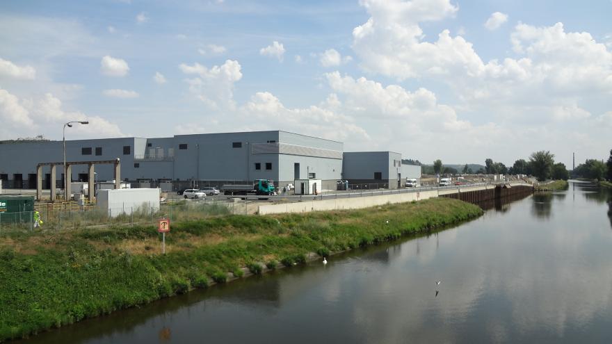 Video Průběh výstavby nové linky ÚČOV