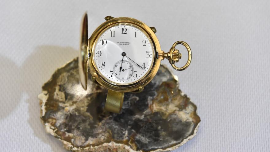 Video Baťovy hodinky se vrátily do Zlína