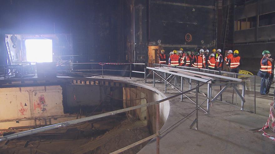 Video Rekonstrukce budovy Státní opery: projděte se s ředitelem Národního divadla Janem Burianem