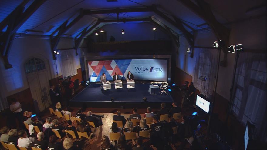 Video Předvolební debata
