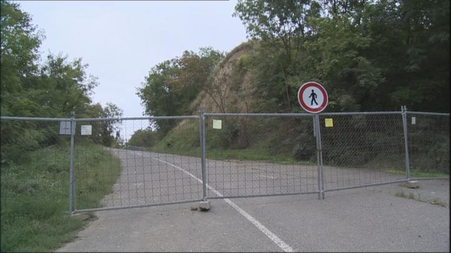 Video Silnice u Dolních Věstonic zůstává bez oprav