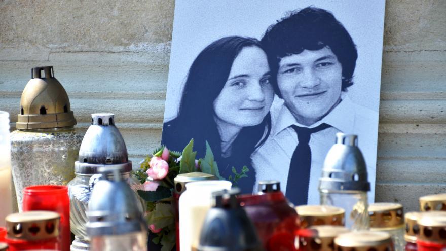 Video Události ČT: Vrahem Kuciaka a jeho snoubenky je údajně Marček