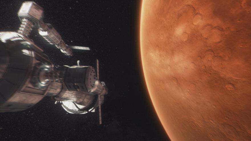 Video 3D planetárium zavede diváky do vesmíru
