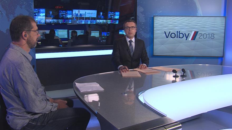Video Po volbách 2018 - Studio České Budějovice