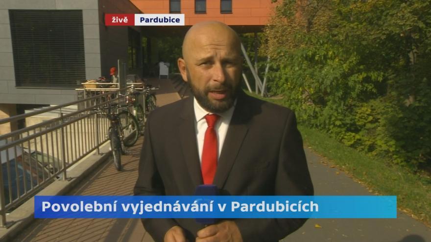 Video Po volbách 2018 - Pardubice