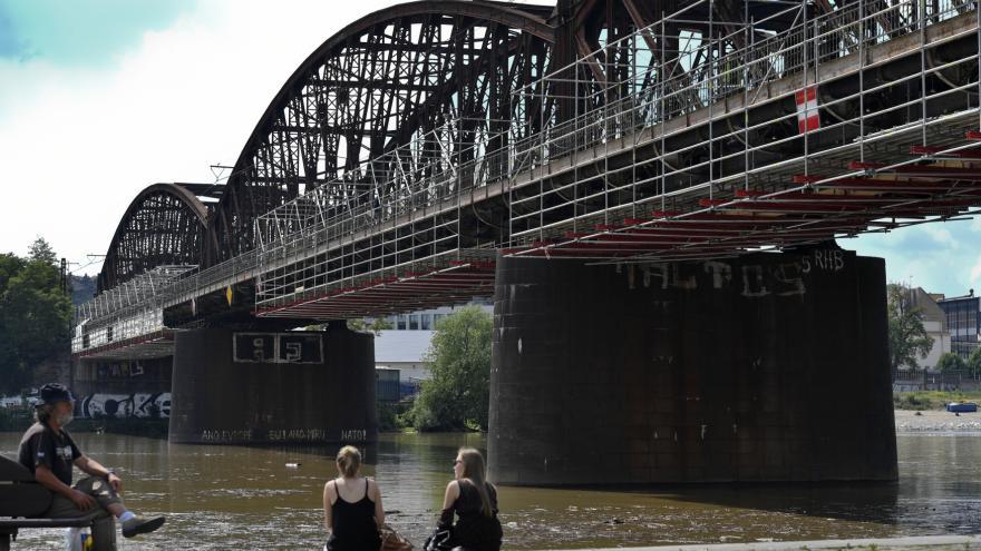 Video Brífink k bezpečnosti mostů