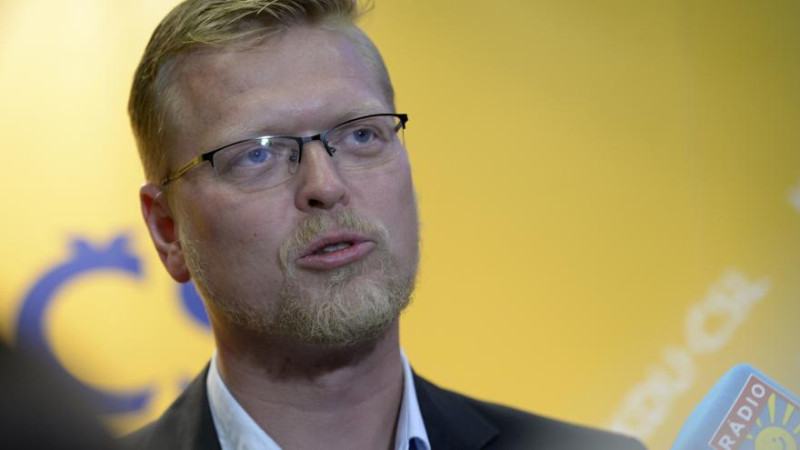 Video Nebudu obhajovat post šéfa KDU-ČSL. Rozhovor s neúspěšným senátorským kandidátem Pavlem Bělobrádkem