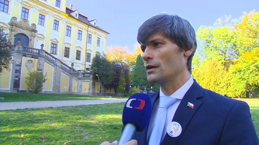 Video Hilšer: Chci být pomyslným mostem mezi Prahou a regiony