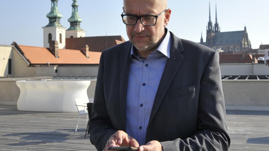 Video Rozhovor s novým senátorem za obvod Brno-město Mikulášem Bekem