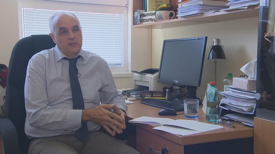 Video Rozhovor s historikem Jindřichem Dejmkem