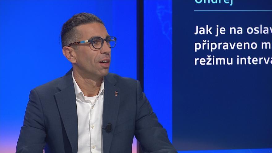 Video 90' ČT24 - Česko čeká vrchol oslav 100 let republiky
