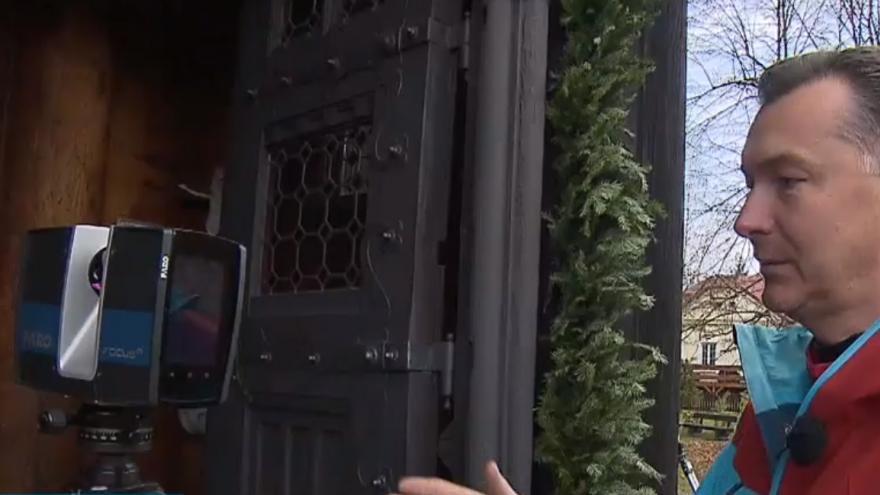 Video Skenování památek