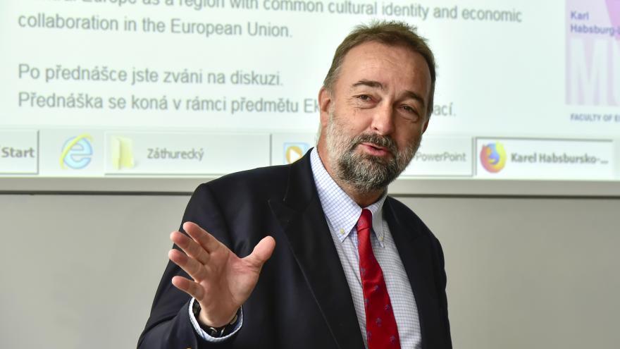 Video Rozhovor s Karlem Habsbursko-Lotrinským