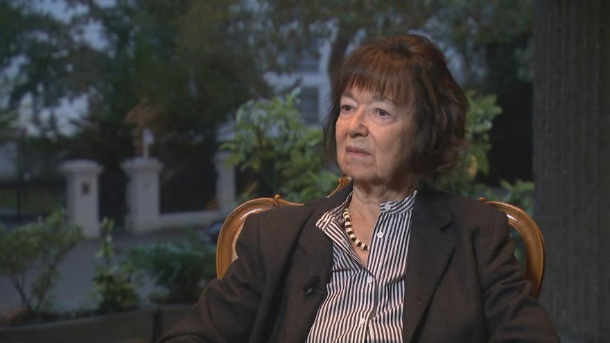 Video Rozhovor s pravnučkou TGM Charlottou Kotíkovou