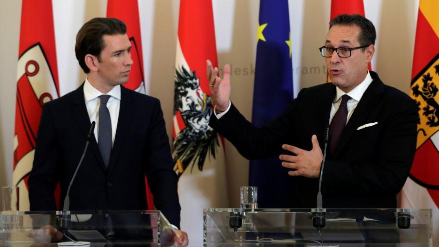 Video Kurz ukončil koalici s FPÖ, zemi čekají předčasné volby